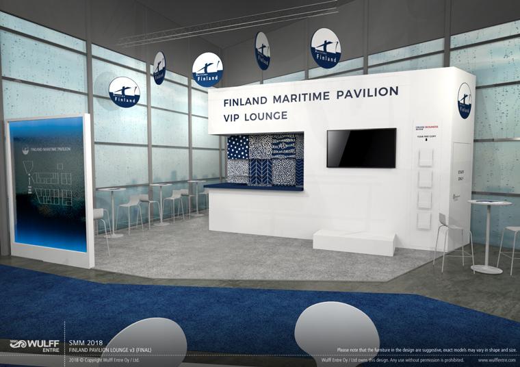 SMM Lounge 3D